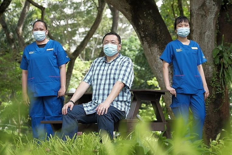 Singapore gears up for next stage in virus war thumbnail