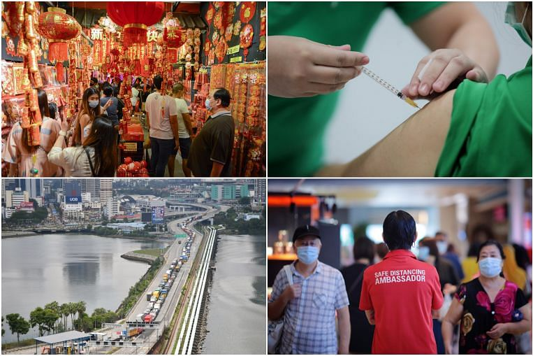 CNY visiting rules, seniors to get vaccine: S'pore's new Covid-19 measures at a glance thumbnail