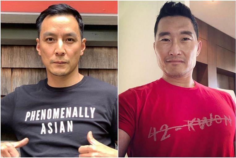 www.straitstimes.com: Actors Daniel Wu, Daniel Dae Kim offer reward for hate crime information