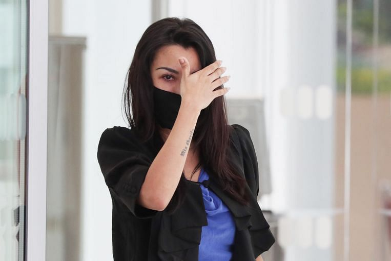 Jail, fine for woman who arranged sex work for models