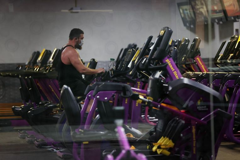 US CDC traces Covid-19 outbreaks in gyms, urging stricter precaution