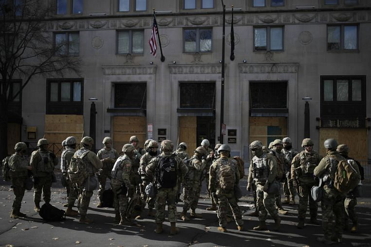US military wages war on extremism in its own ranks
