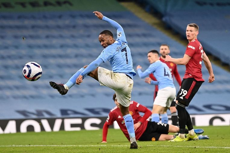 Football: Manchester United end City's winning streak with derby victory