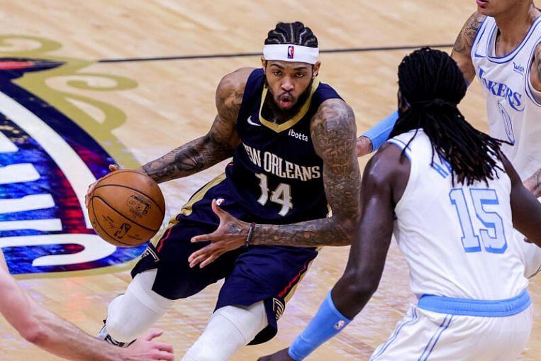 NBA: Ingram rampant as depleted Lakers lose third straight ...