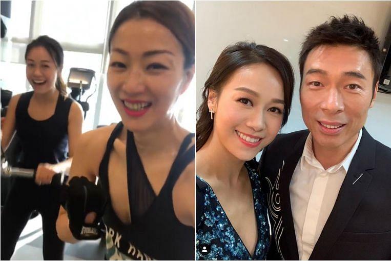 Actress Jacqueline Wong unfollows Sammi Cheng and Andy Hui on <b>social</b> media thumbnail
