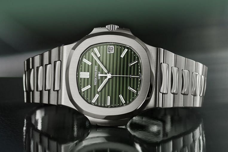 An olive green Nautilus, a new Explorer and other hot timepieces from Watches and Wonders 2021