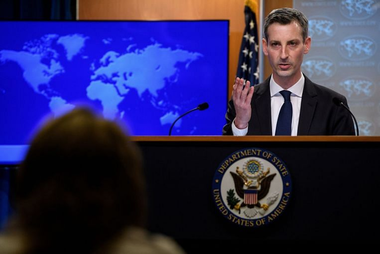 US eases limits on Taiwan meetings as China tensions climb