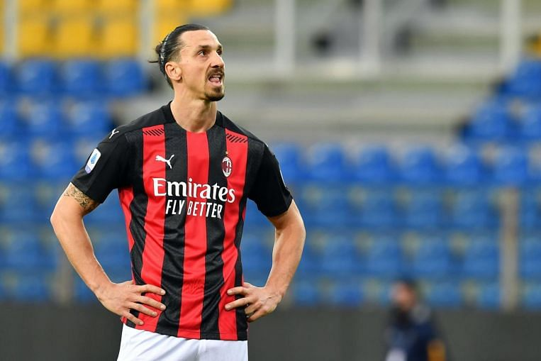 Football: More Ibrahimovic controversy after lockdown restaurant 'meeting'