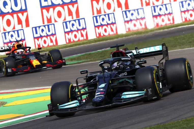 Formula One: Tough day for Red Bull as Mercedes top Imola practice