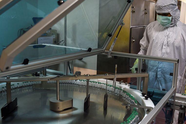 Indian vaccine maker Serum Institute appeals to Biden to lift embargo on raw materials