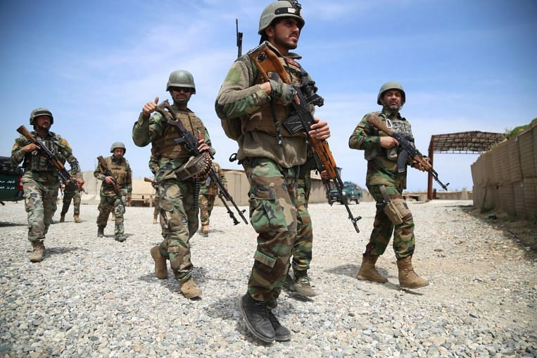 Foreign troop pullout stokes fear of Afghan instability affecting South Asia