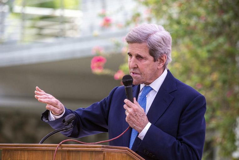 China says onus on US in climate talks with envoy John Kerry