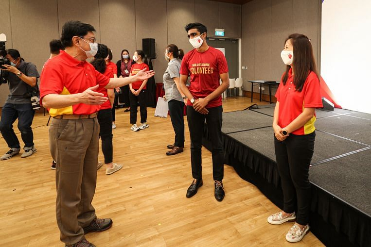 Singapore youth still optimistic about the future
