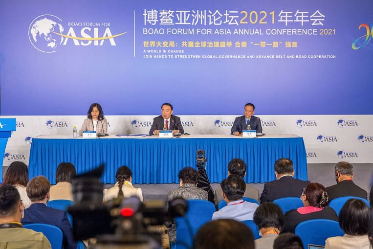 China begins high level forum in Hainan amid Covid-19 measures
