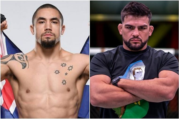 MMA: Robert Whittaker smothers Kelvin Gastelum at UFC Fight Night