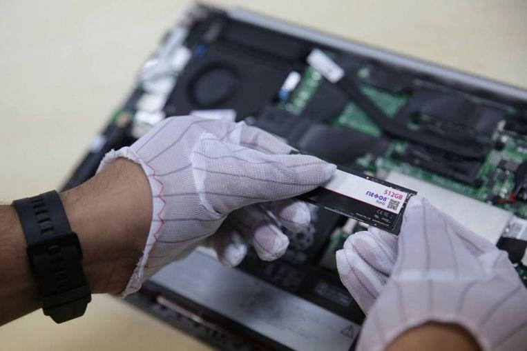 Singapore firm creates 'breakthrough' AI computer drive to foil hackers