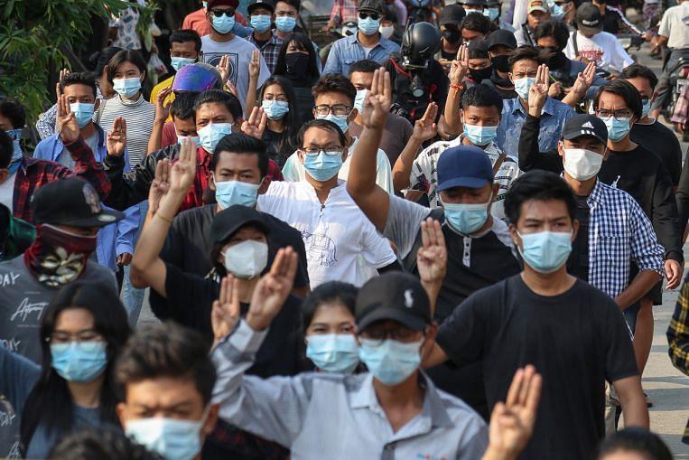 EU sanctions 10 Myanmar junta officials, two firms