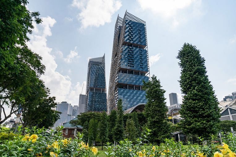 From Singapore to Rio, green buildings keep tropical tenants cool, Asia News & Top Stories