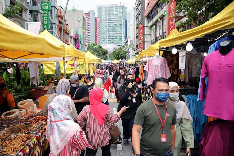 Malaysia's Covid-19 daily case count may rise to 7,000 by end of month, top health official warns, SE Asia News & Top Stories