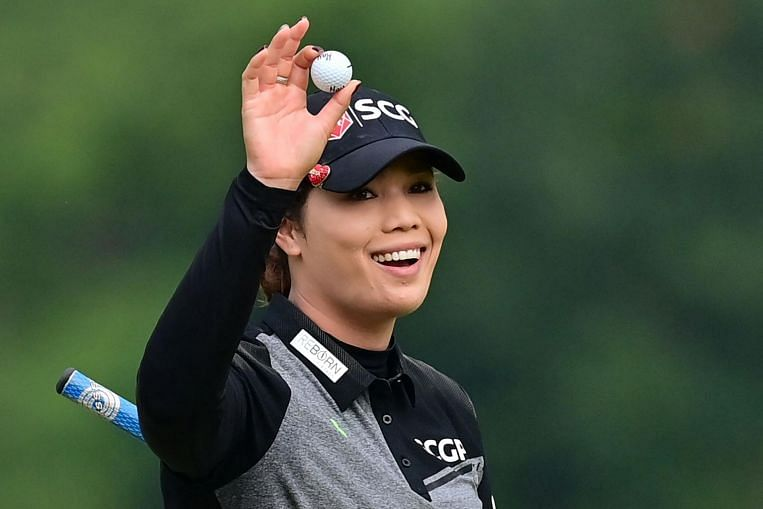 Golf: Ariya weathers storm to give LPGA Thailand first local winner