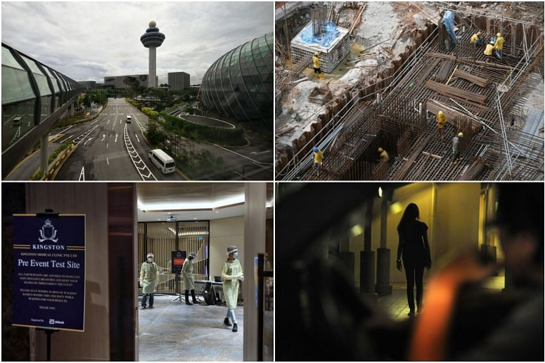Morning Briefing: Top stories from The Straits Times on May 9
