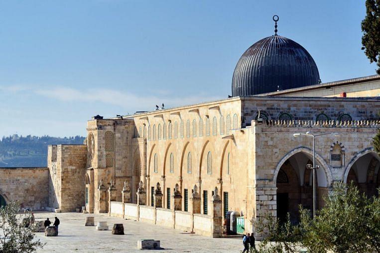 Muis condemns Jerusalem violence, calls for peaceful de-escalation