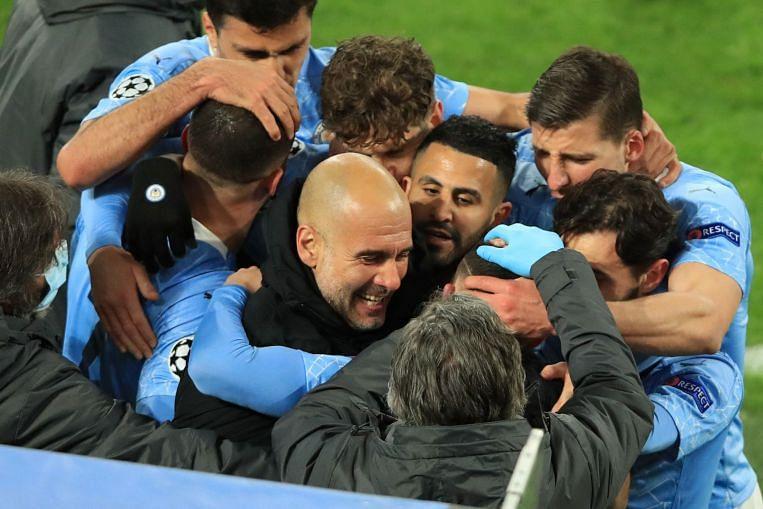 Football: Guardiola hails Man City after 'hardest' title ...