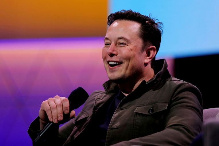 Bitcoin tumbles after Elon Musk implies Tesla may sell the cryptocurrency - The Straits Times