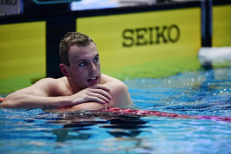 Olympics: Aussie gold medallist Chalmers admits Covid-hit Tokyo a 'bit scary'