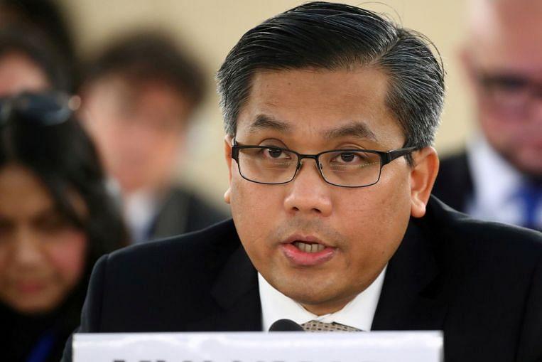 Myanmar's UN envoy calls for 'effective' anti-junta measures ahead of Security Council meeting