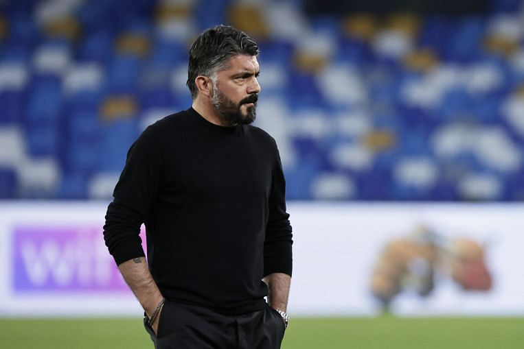 Football: Tottenham accusations still hurt, says Gattuso over rejection by Premier League side