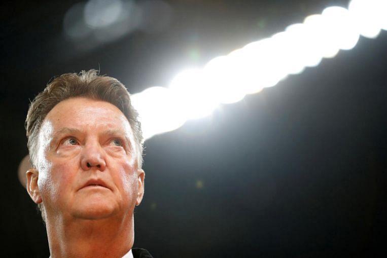 Football: Van Gaal set for dramatic Dutch return