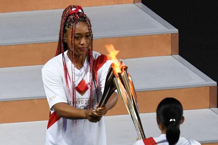 Naomi Osaka in Olympic spotlight, but biracial Japanese face struggles