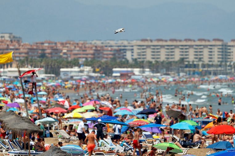 US issues 'do not travel' advisories for Spain, Portugal over Covid-19 cases
