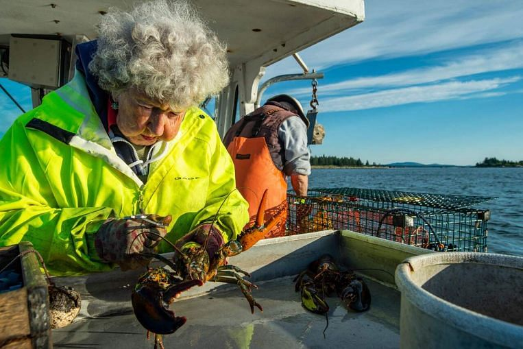 Lobster Lady' from US state Maine is 101 years old and still going strong, United States News & Top Stories - The Straits Times