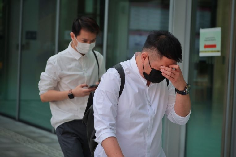 Trial begins for two men accused of molesting male Grab driver