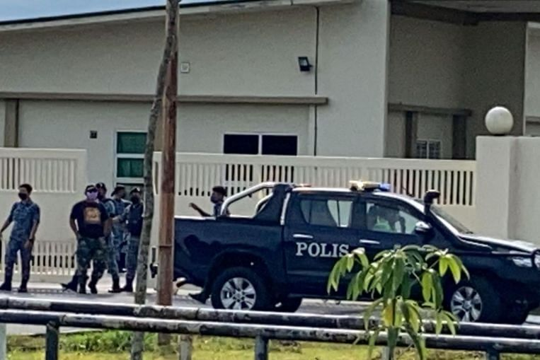 4 dead as Malaysian Air Force serviceman opens fire at colleagues at Sarawak camp