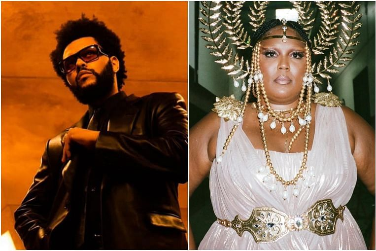 Music Scene: New from The Weeknd, Lizzo and Jackson Wang