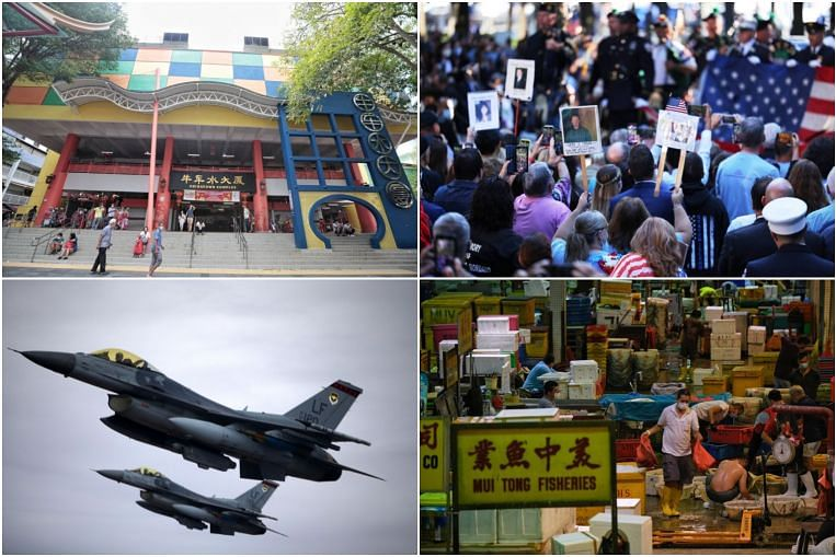 Photo of Morning Briefing: Top stories from The Straits Times on Sept 12, | The Straits Times