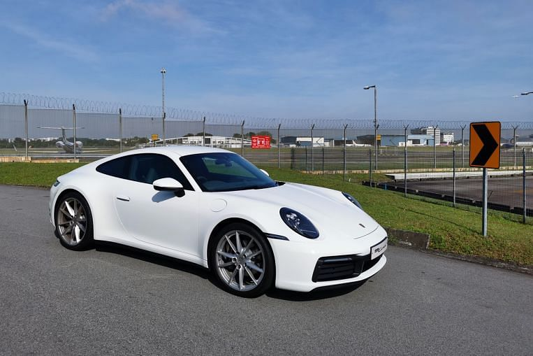 Car review: Porsche's entry-level 911 Carrera is a car every enthusiast should drive