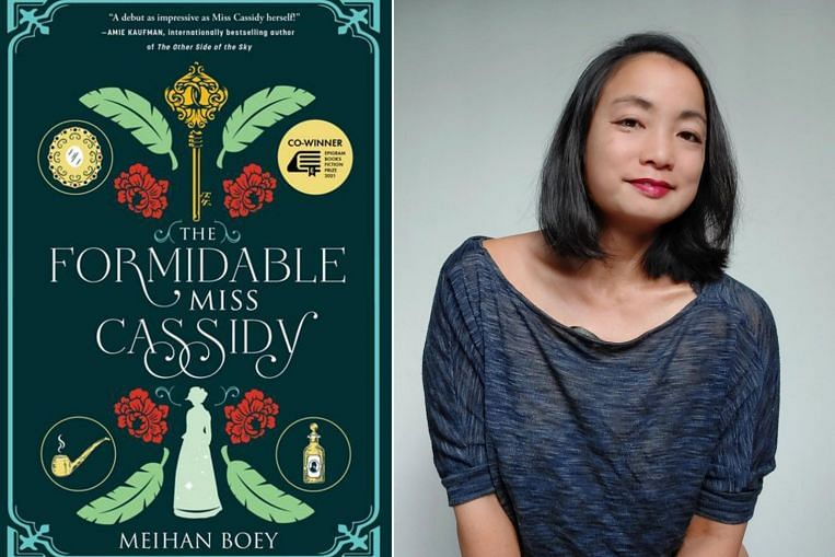 Book review: The Formidable Miss Cassidy is an utter delight