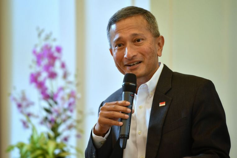 Foreign Minister Vivian Balakrishnan to deliver Singapore's statement at UN General Assembly