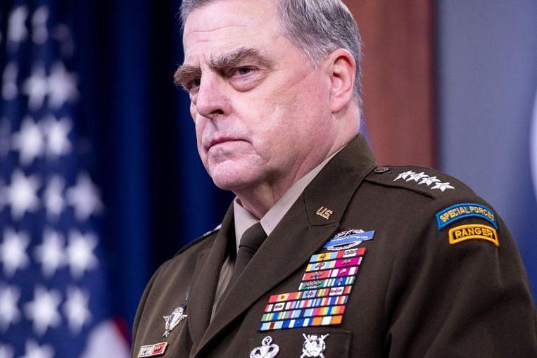 The deeper problem behind US general's 'secret phone calls'