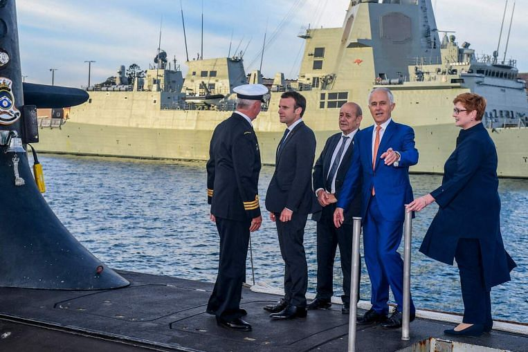 Australian documents showed French submarine project was at risk for years