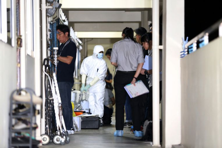 Life sentence for retiree who killed ex-wife at ITE: 4 other cases of murder and death in families