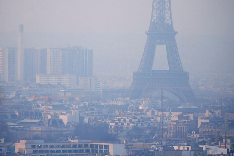 New WHO air-quality guidelines aim to cut deaths linked to fossil fuels