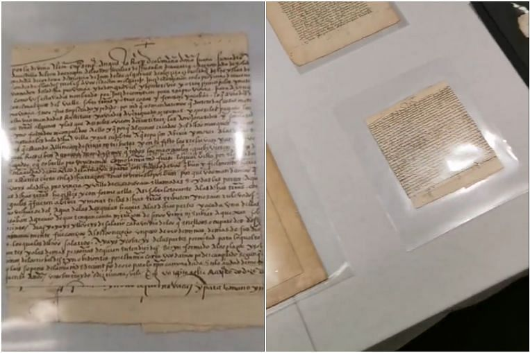 Mexico recovers missing manuscripts from 16th century sold at auction