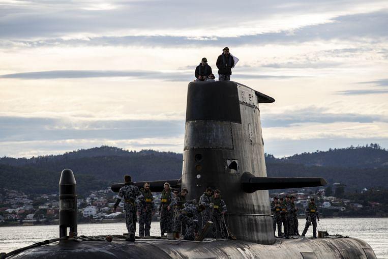 The Australian submarine surprise