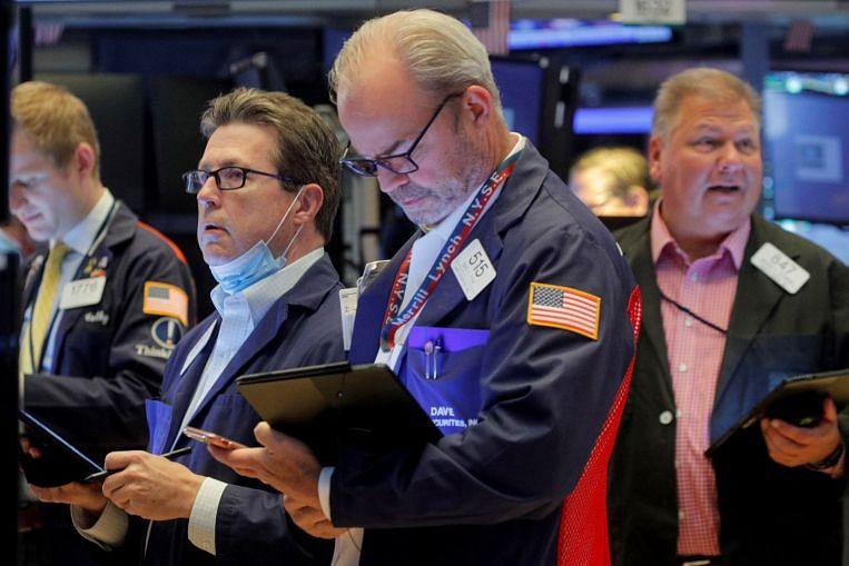 Saham AS merosot kerana pasaran mencerna kenaikan pekerjaan, Berita Syarikat & Berita Teratas Syarikat & Pasaran