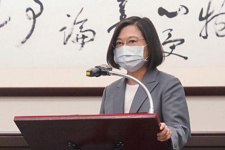 Presiden Taiwan akan berjanji mempertahankan kedaulatan dan demokrasi, Berita & Berita Teratas Asia Timur